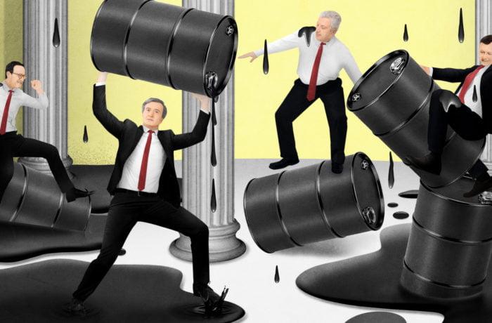Öl-Lobby